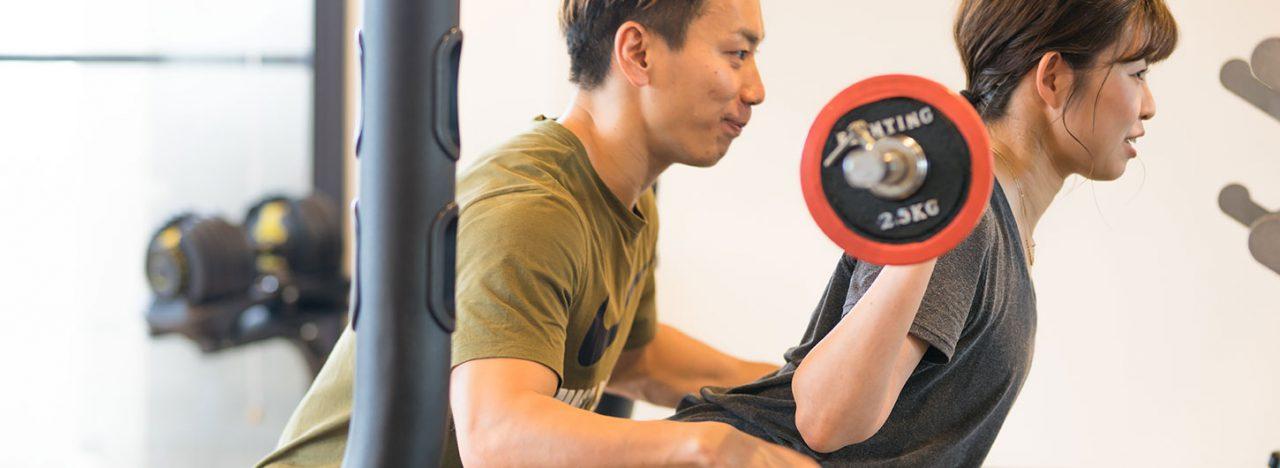 肩こり改善トレーニング